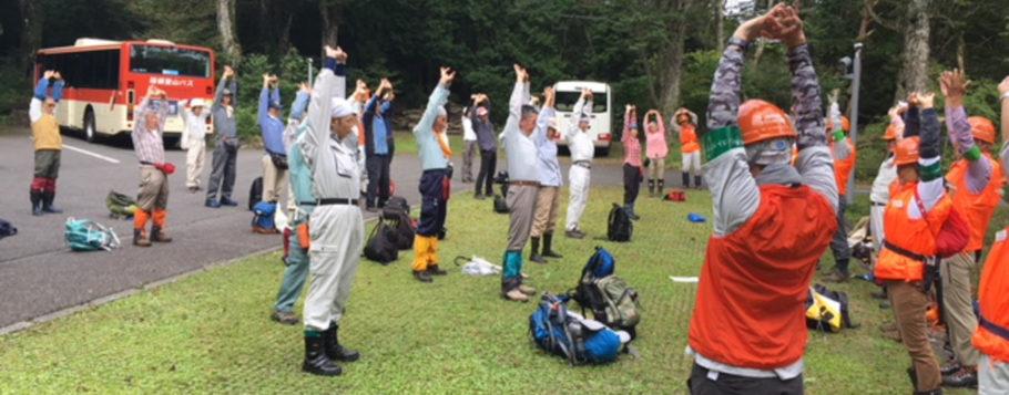 県民参加の森林づくり