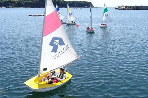 ヨット・カヤック体験付き 小網代の森と海の観察会