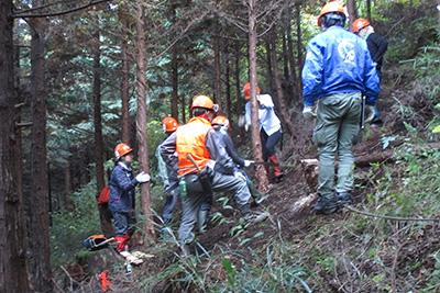 神奈川県森林インストラクター養成講座